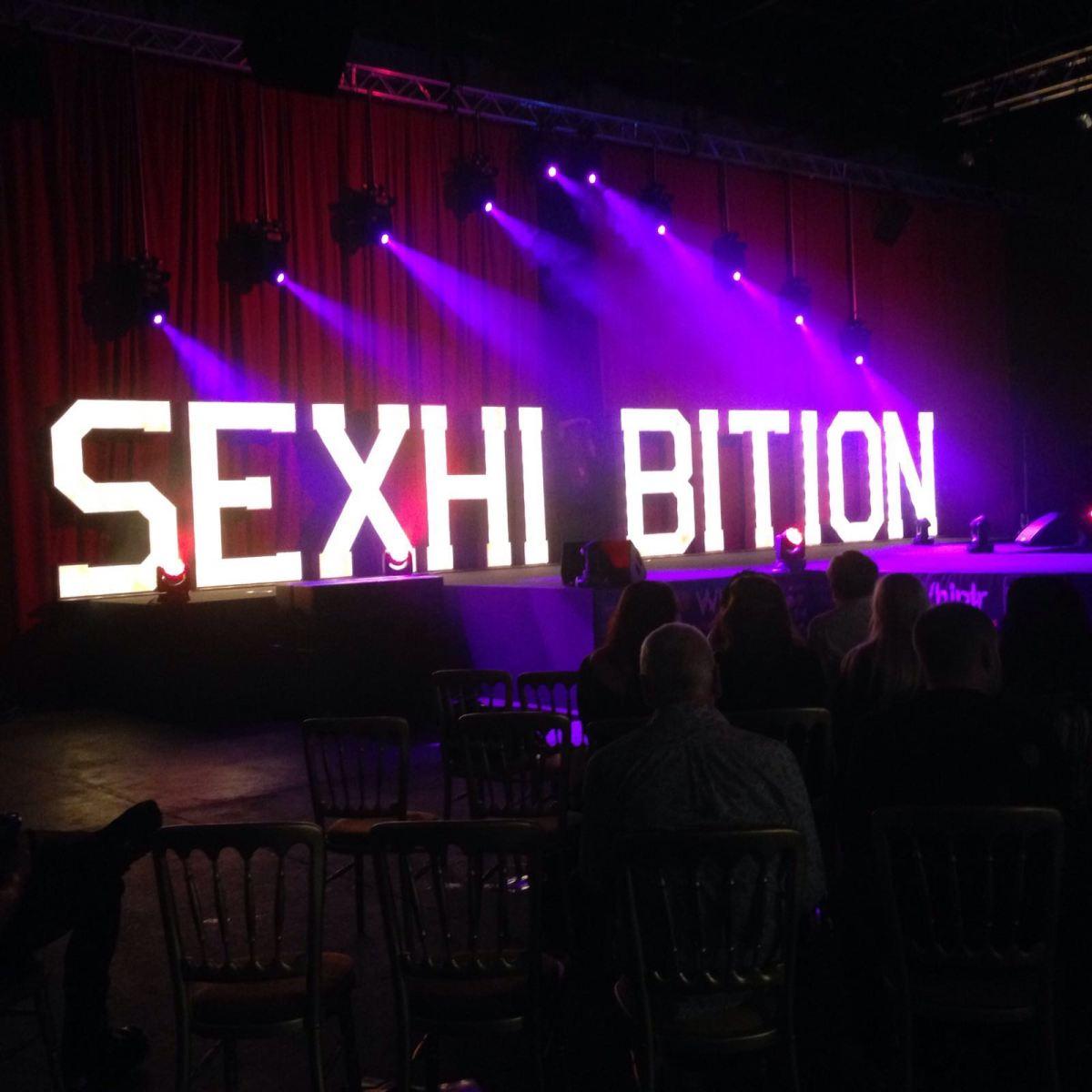 sex tinder sexhibition